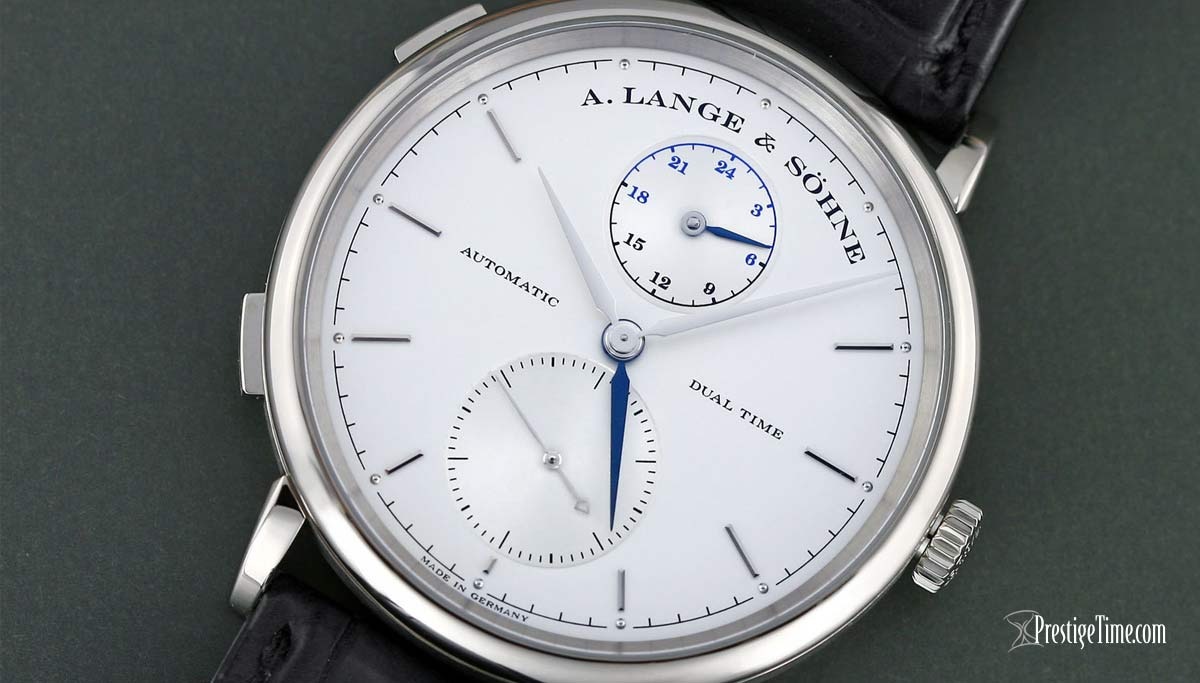 A Lange & Sohne Saxonia Dual Time Review
