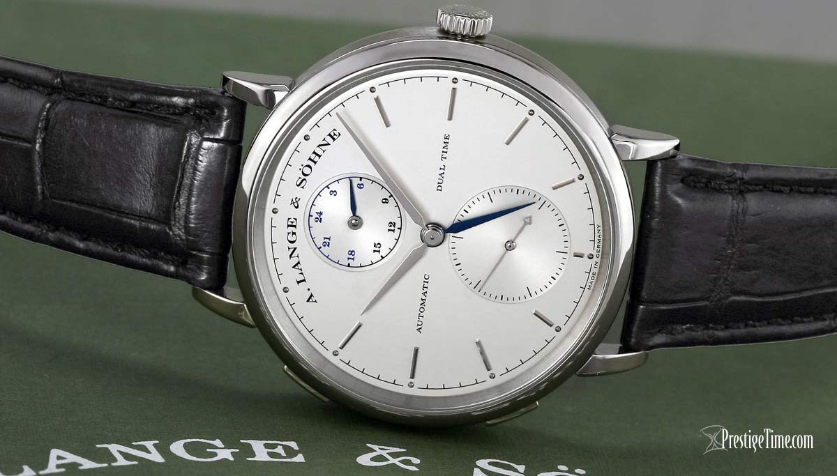 A Lange Sohne Saxonia Dual Time Review