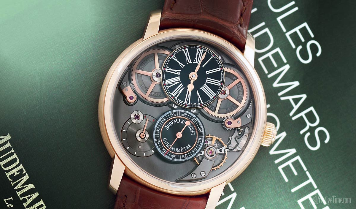 AP Jules Audemars Chronometer 46mm Review