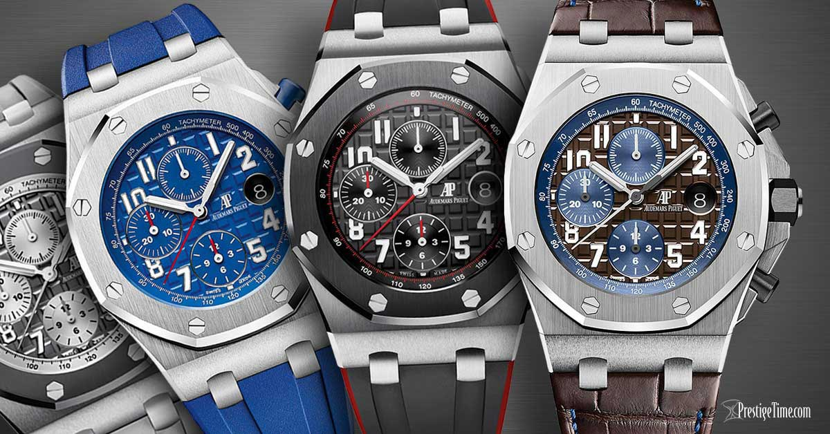 Audemars Piguet Royal Oak Offshore Chronograph Review