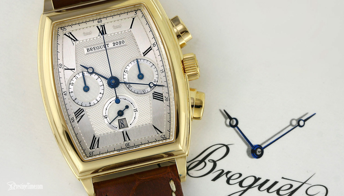 Breguet Heritage Chronograph Review