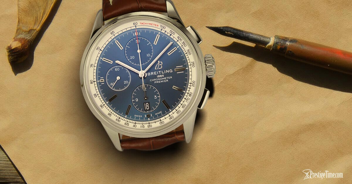 Breitling Premier Chronograph 42mm Review
