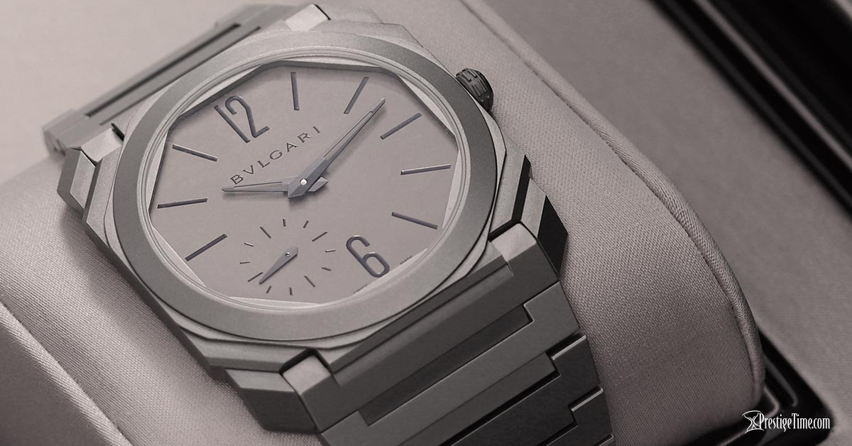 Bulgari Octo Finissimo Extra Thin 40mm Review
