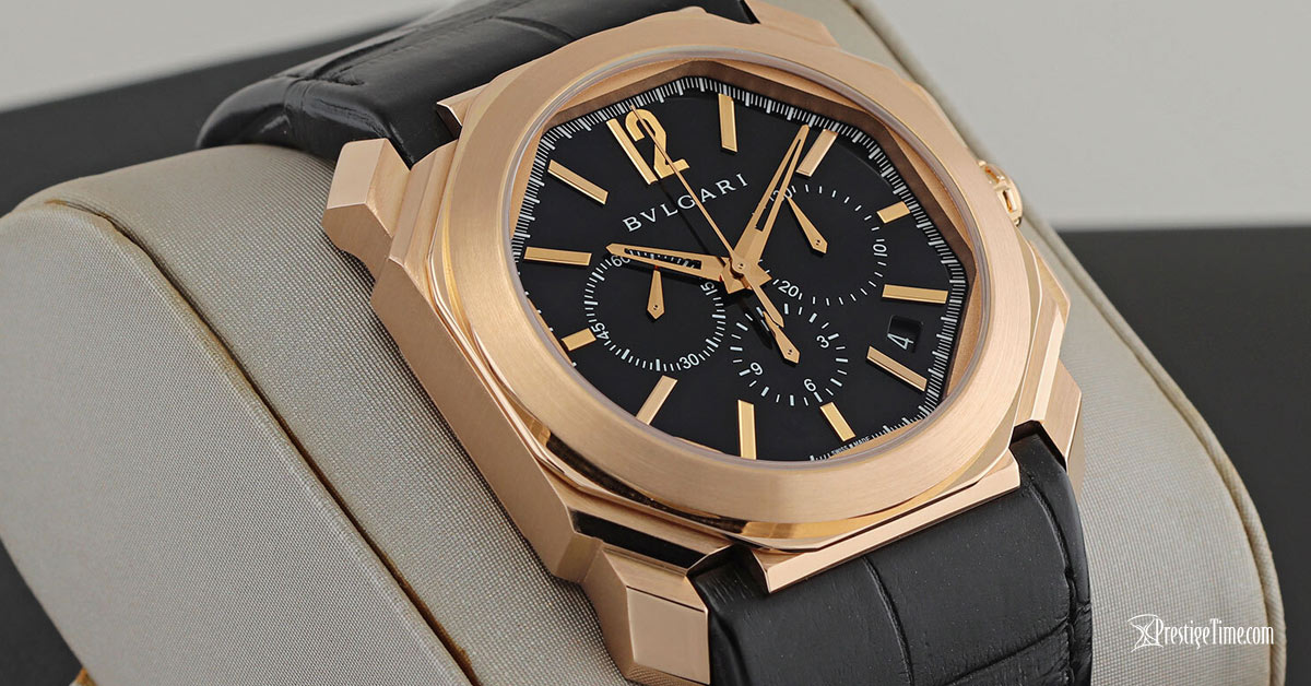 Bulgari Octo Velocissimo Chronograph 41mm Review Case Thickness