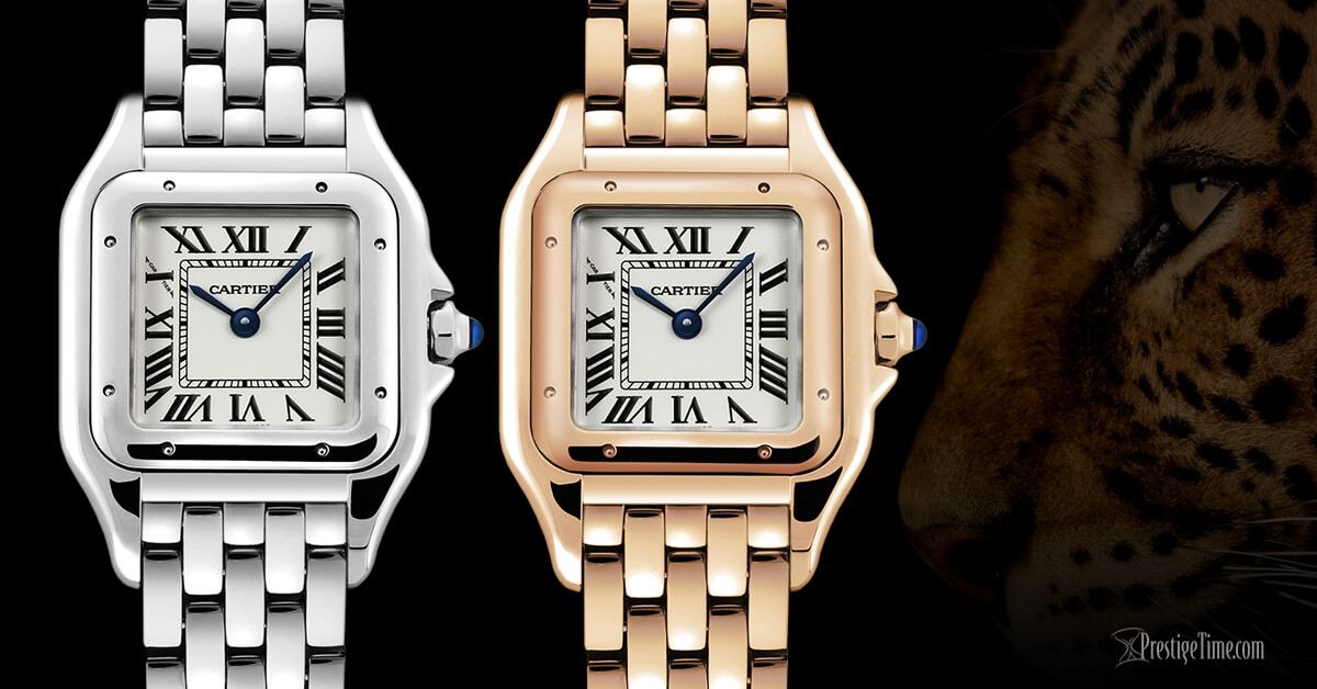 Cartier Panthere de Cartier watch Review