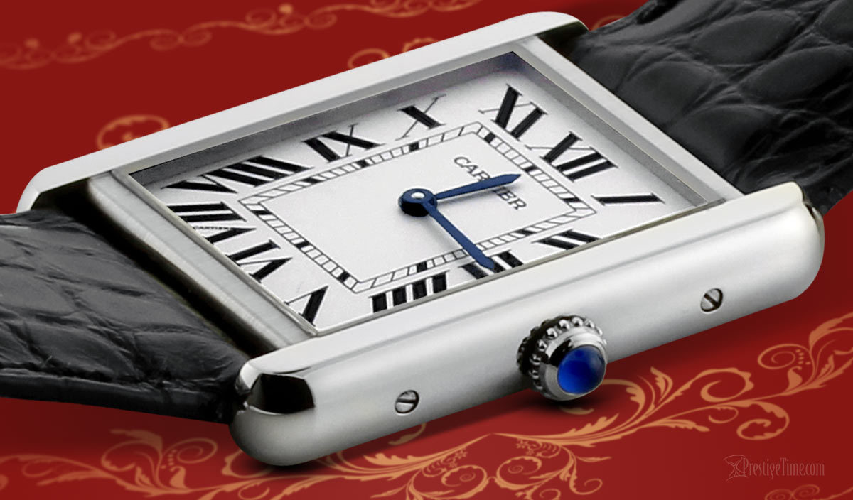 Cartier Tank Ladies
