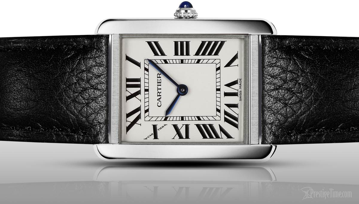 Cartier Tank Solo Review