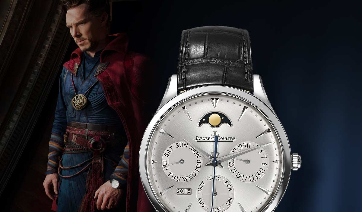 Doctor Strange Jaeger-LeCoultre Watch