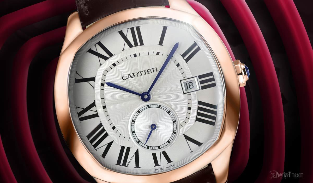 Drive De Cartier Rose Gold