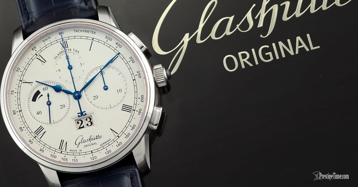 Glashutte Original Senator Chronograph Panorama Date Review
