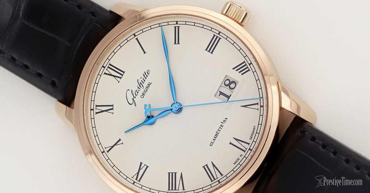 Glashutte Original Senator Panorama Date Review