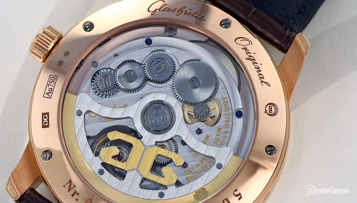 Glashutte Original calibre 36 02