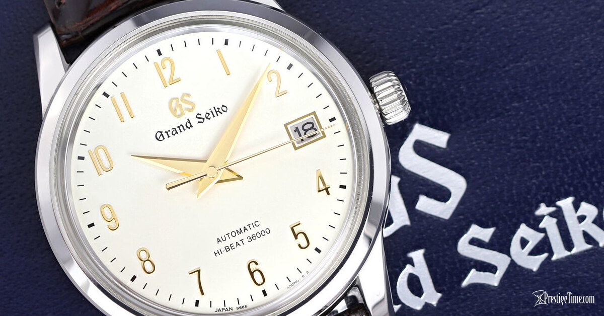 Grand Seiko Elegance Automatic 39.5mm sbgh263 Review