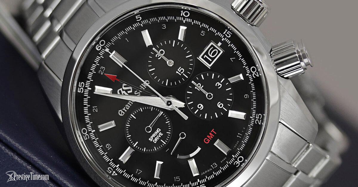Grand Seiko Spring Drive Review