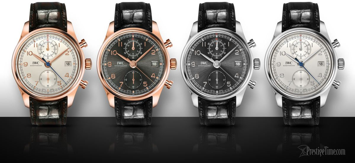 Review of the IWC Portuguese Chronograph Classic