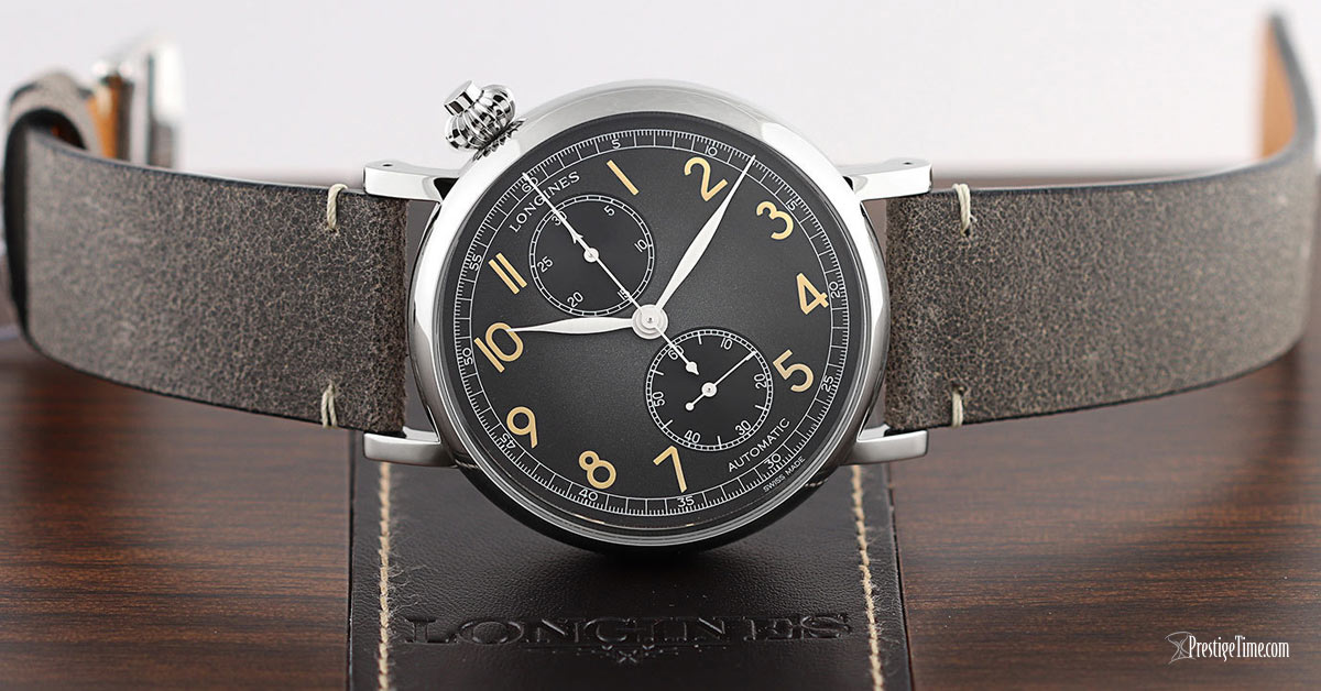 Longines Avigation Watch Type A-7 USA Review