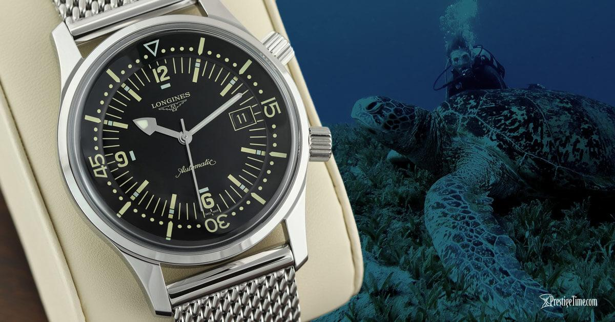 Longines Legend Diver Automatic Review