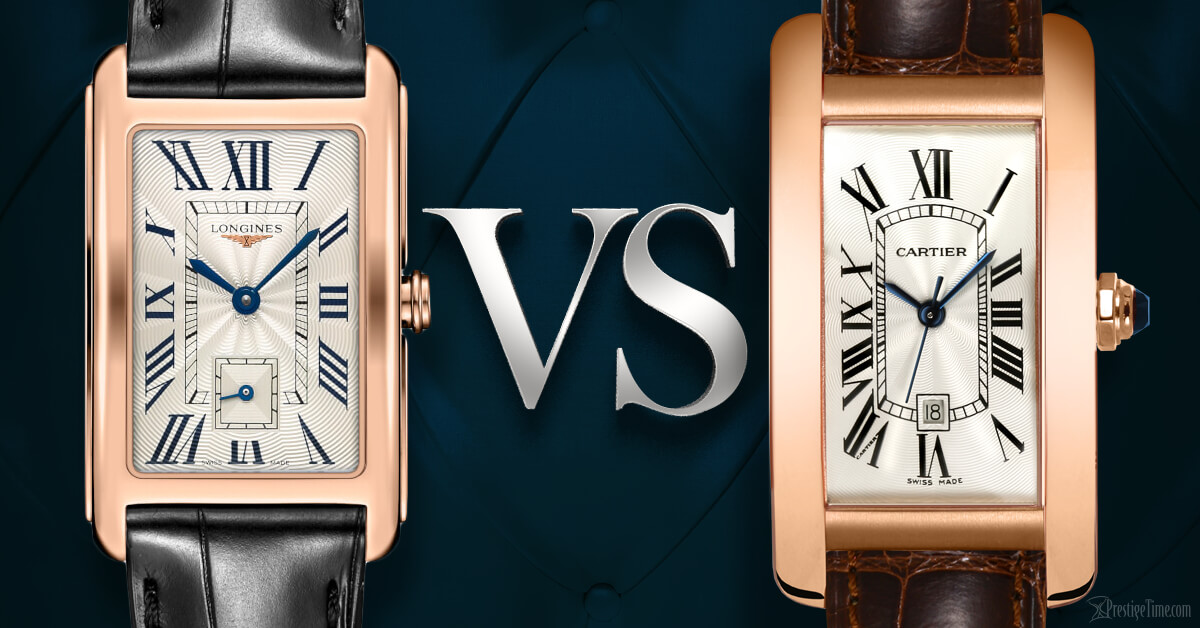 Longines VS Cartier: Which is Best?