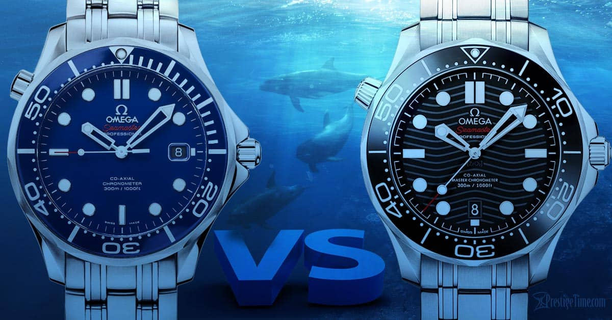 New Omega Seamaster Diver 300m Co-Axial Master Chronometer Review