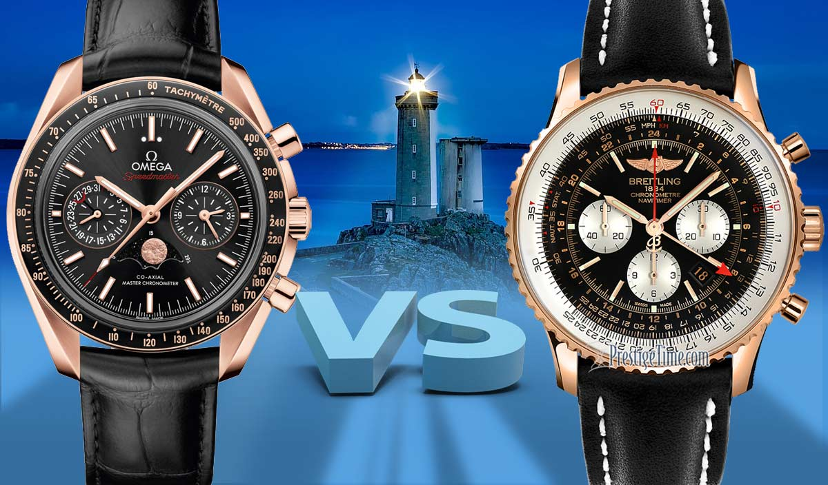 Breitling VS Omega: Which is Best? - Full Comparison