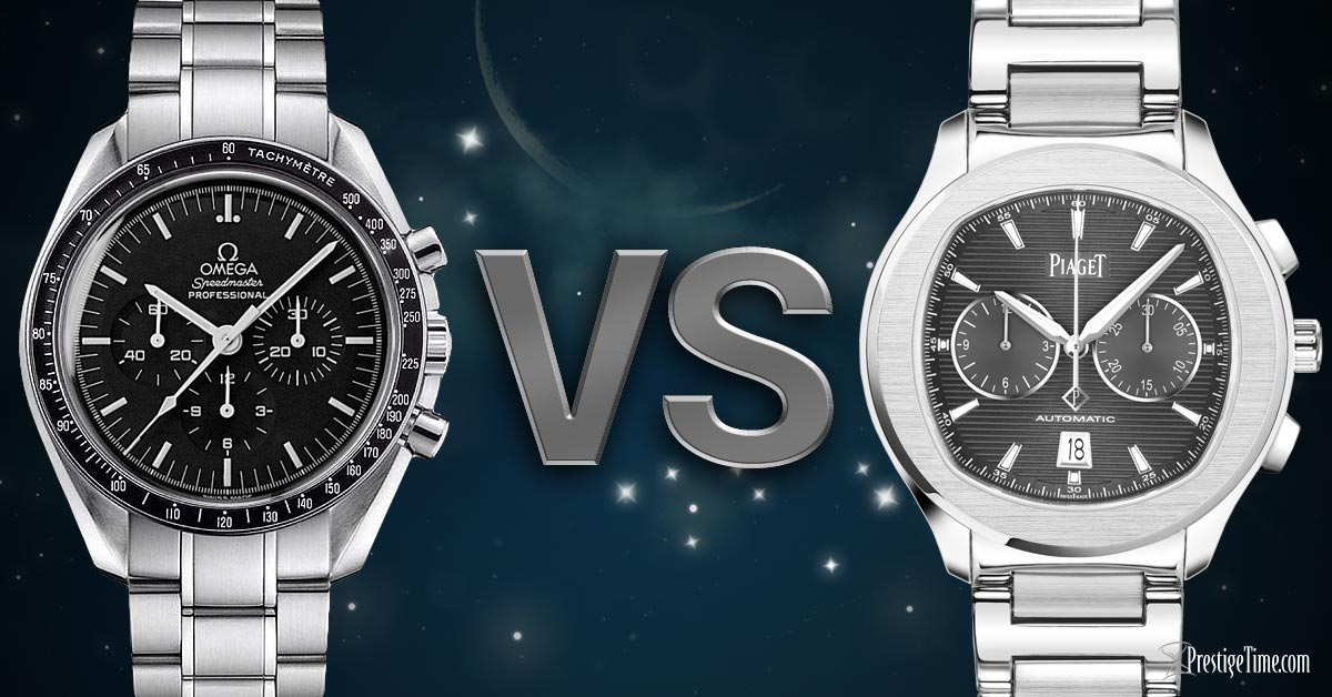 Omega VS Piaget Watches: Which is Best?