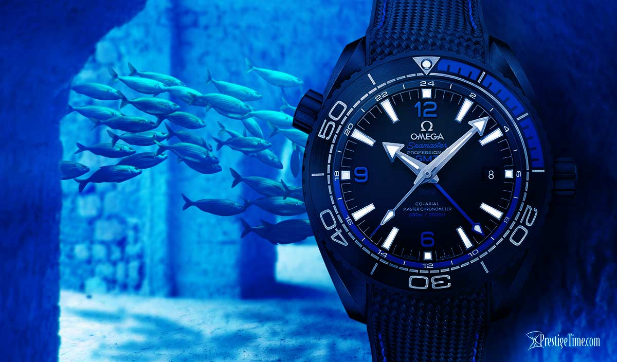 Omega Planet Ocean 600m Co-Axial Master Chronometer GMT Review