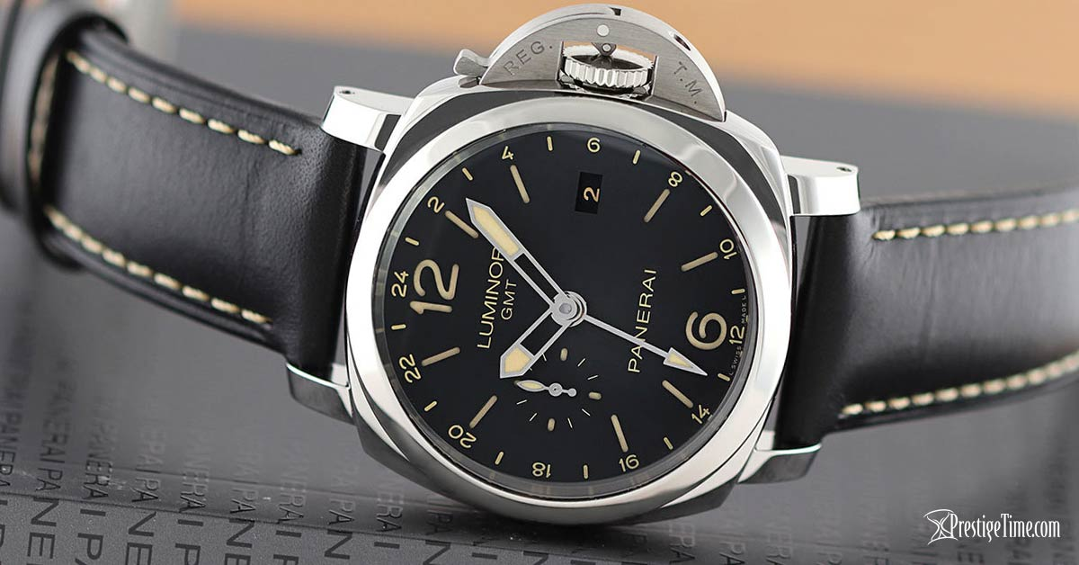 Panerai Luminor GMT 44mm pam00531 Review