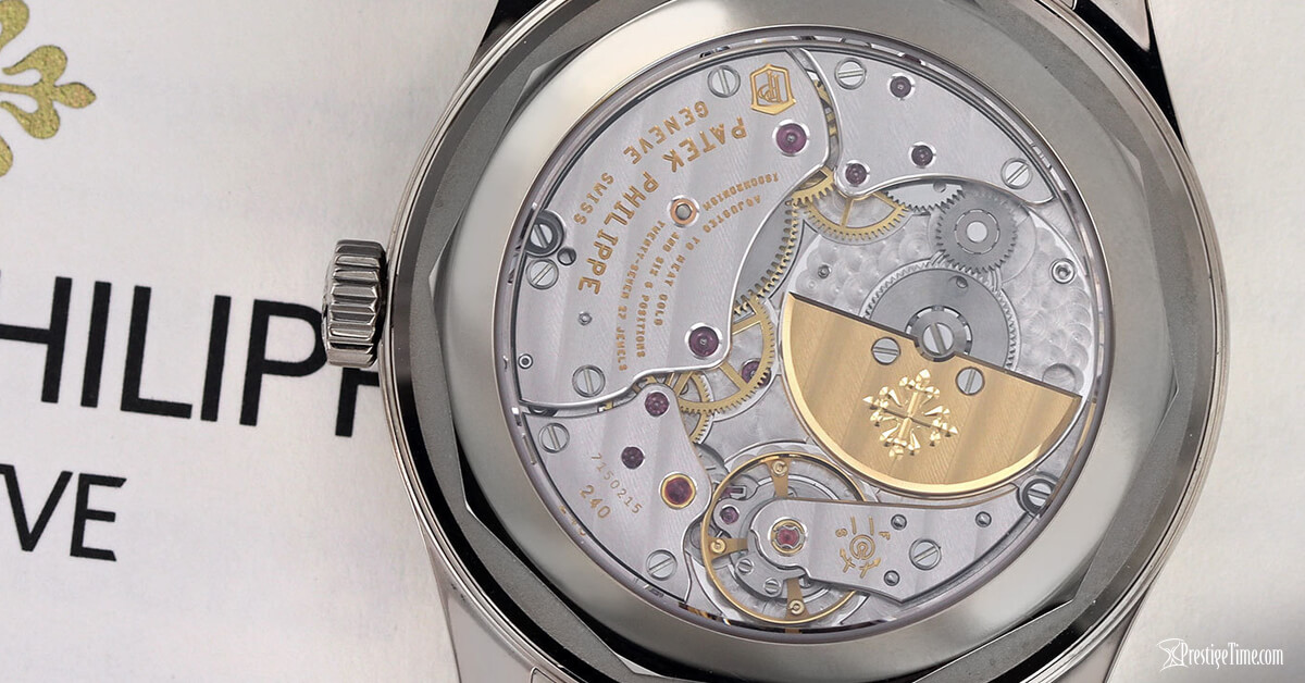 Patek Philippe Calatrava Automatic 6006g 001 Movement