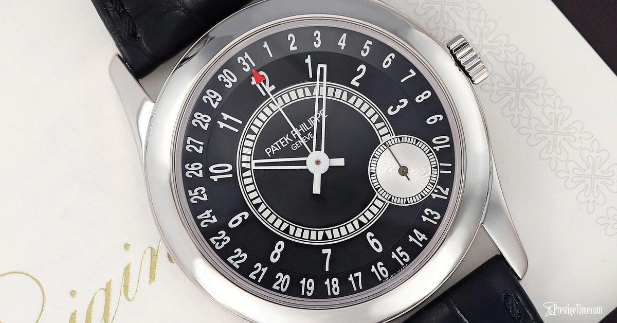 Patek philippe calatrava automatic 6006g 001 review for Patek phillipe watch