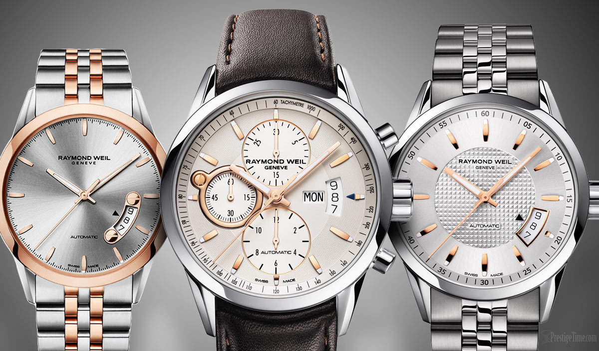 Raymond Weil collection