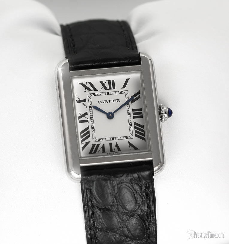 Rectangular Cartier Watch