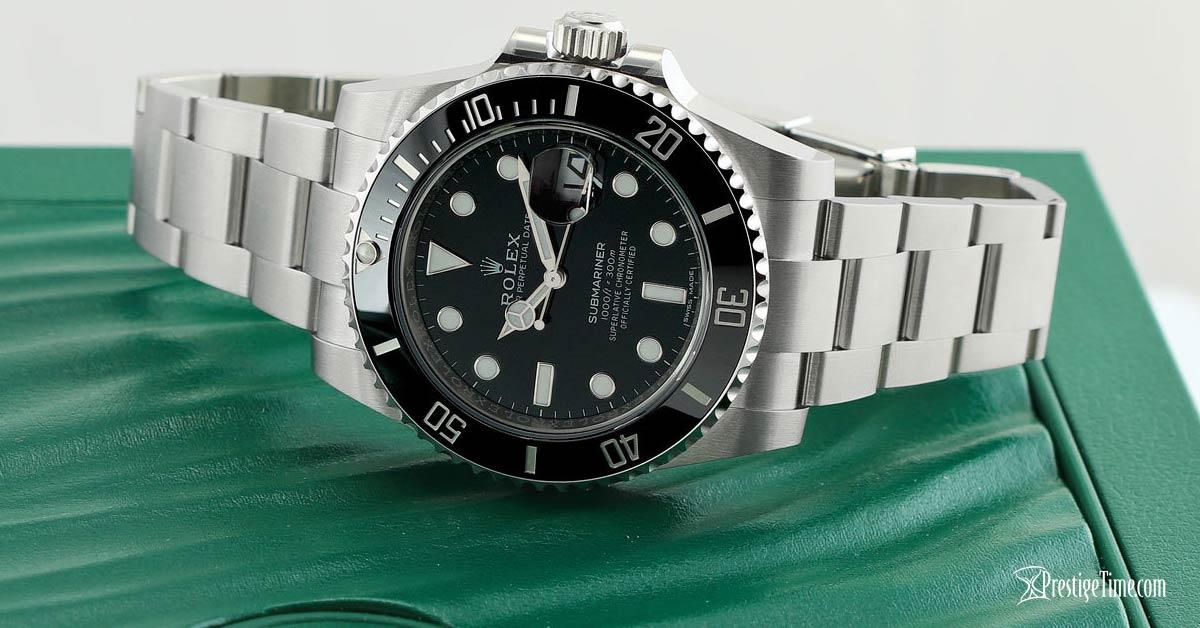 Rolex Submariner Date Review