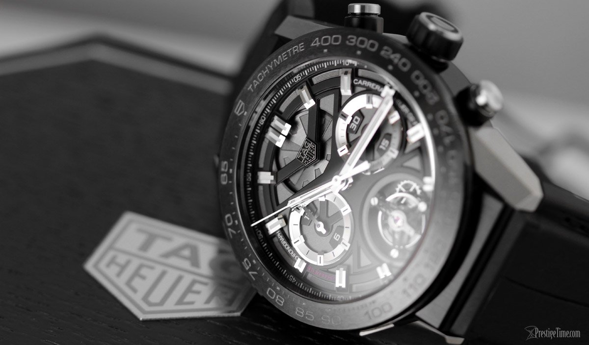 TAG Heuer Carrera Heuer 02T Tourbillon Chronograph Full Review