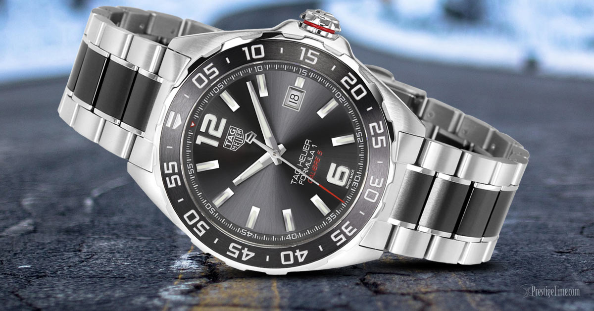 TAG Heuer Formula 1 Automatic 43mm Review
