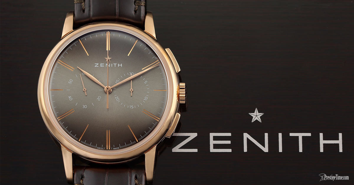 Zenith Elite Chronograph Classic Review