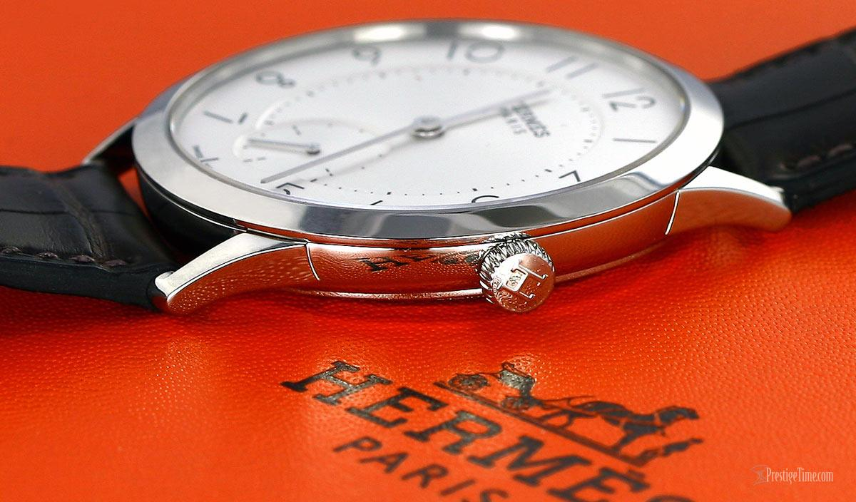 Hermes Slim d'Hermes Ultra-Thin Watch