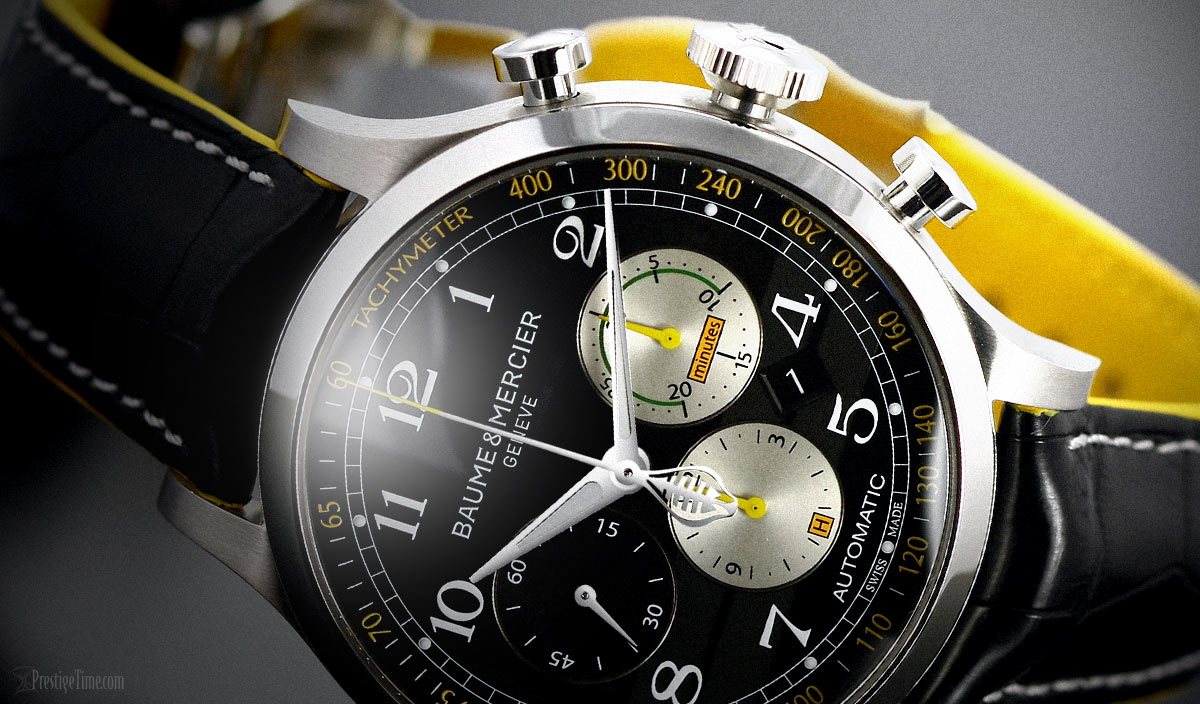 10282 Baume and Mercier Shelby Cobra 1963 Watch