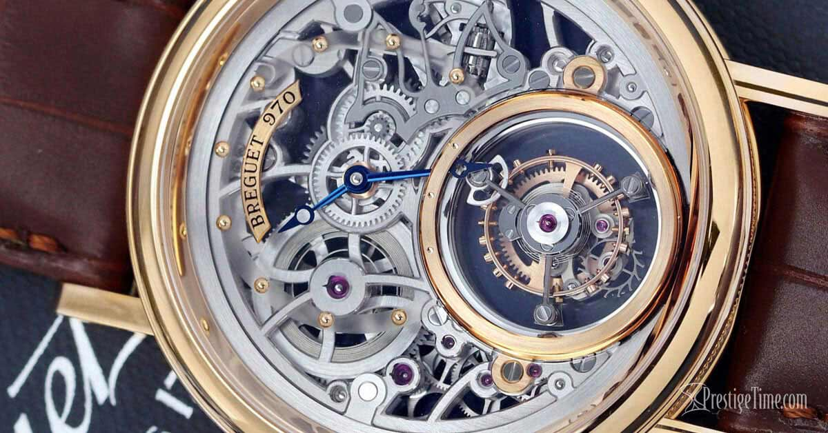 Breguet Tourbillon Messidor 5335br/42/9w6 Review