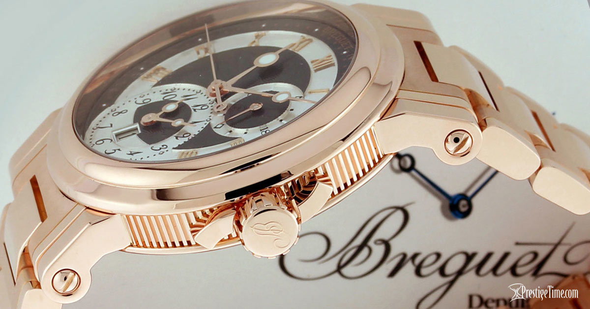 breguets signature coined edge
