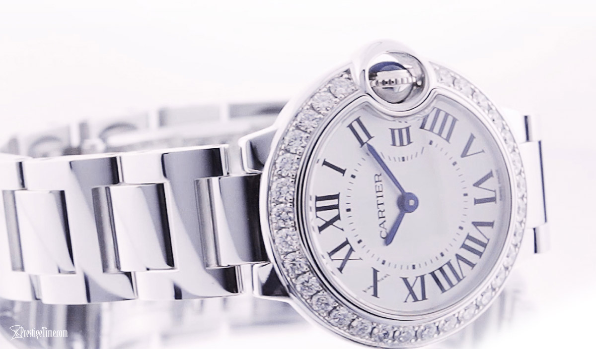 Cartier Ballon Bleu Review
