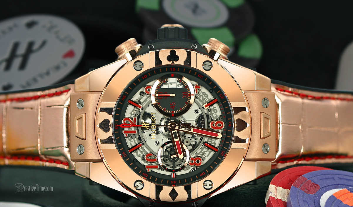Big Bang Unico WPT Limited Edition
