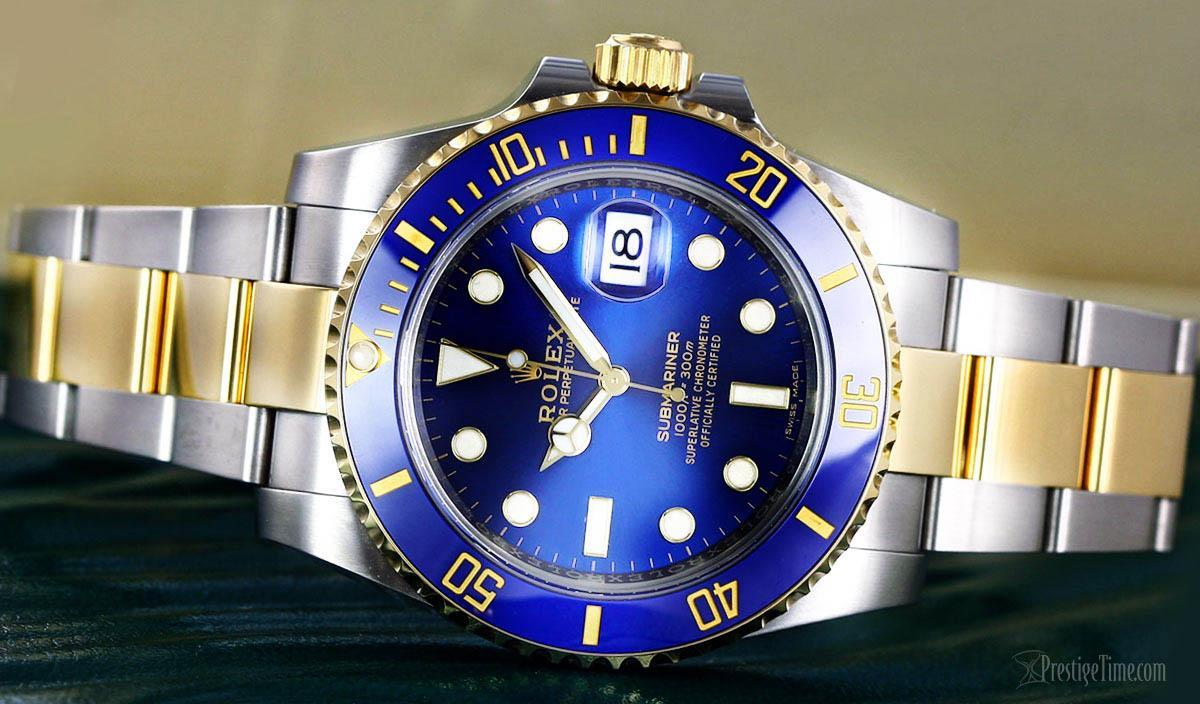 FULL REVIEW: Rolex Oyster Perpetual Submariner 116613LB