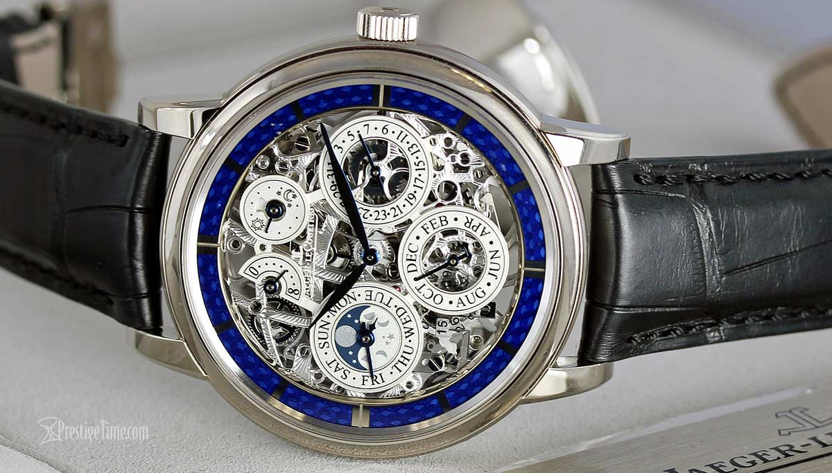 1000 Reasons Why Your Next Watch is a Jaeger-LeCoultre