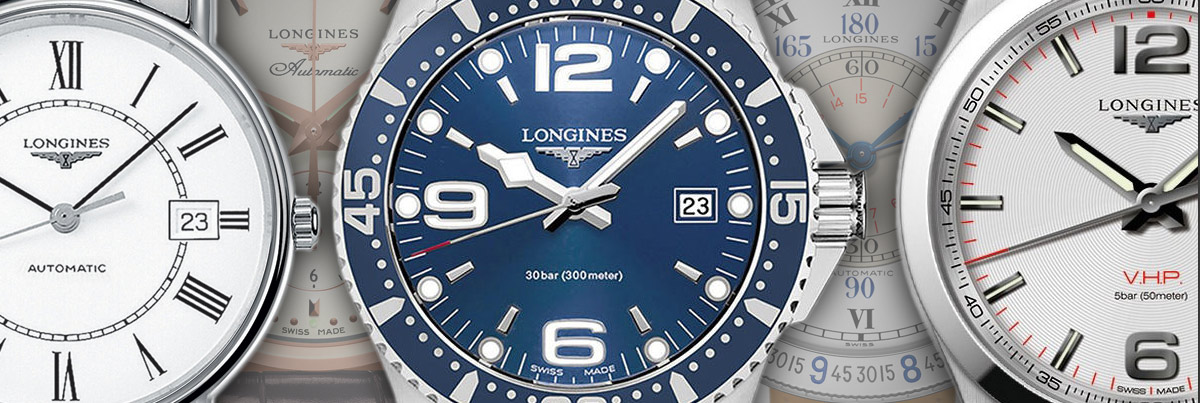 longines watches divider