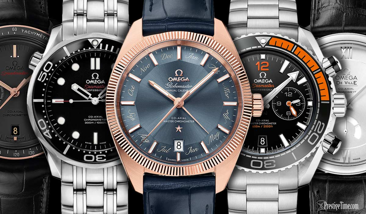 Omega watches divider